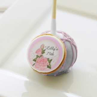 Cake Pops Party Favors